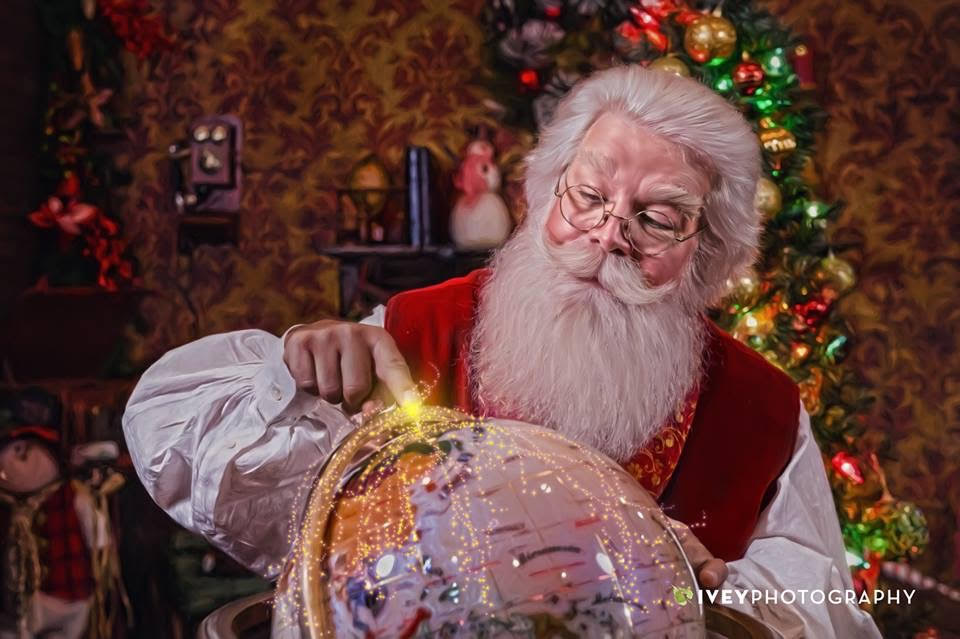 Santa Chuck is available for events and photos in the Dallas area! 214-886-4243